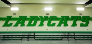 Ladycats Lettering