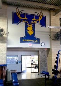 Weight Room Logo