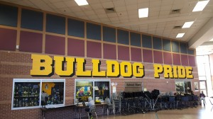 Cafeteria Lettering