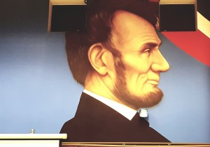 Lincoln Closeup