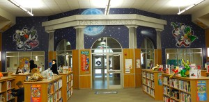 Library-Front-Wall